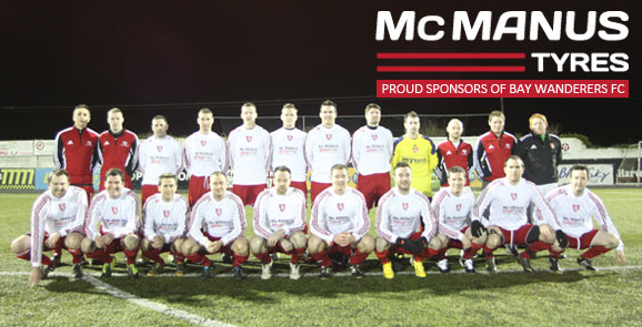 McManus Tyres, Dundalk proudly sponsors Bay Wanderers FC